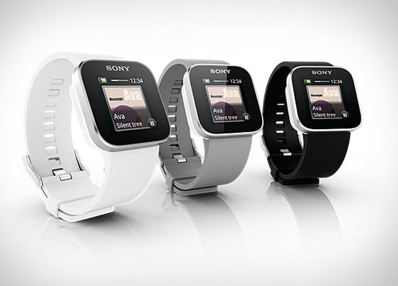Sony SmartWatch | Uncrate