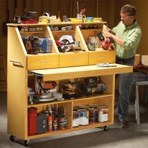 Grab-and-Go Tool Storage - Step by Step | The Family Handyman