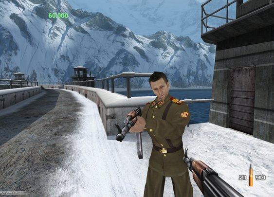 GoldenEye 007 for N64