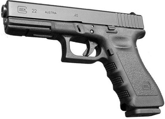 .40-Caliber Glock