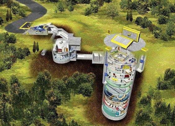 Apocalypse: 'Doomsday shelter' being built below Kansas prairie
