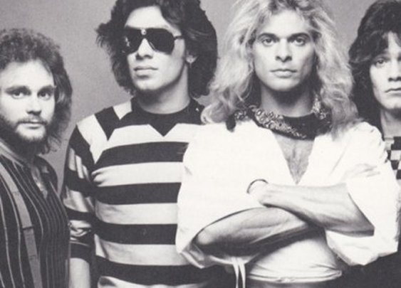 Van Halen's 'Diver Down' Turns 30