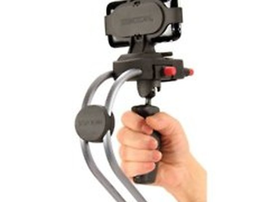 Finally, a Steadicam mount for iPhone…