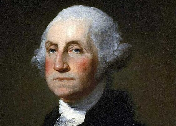 George Washington named Britain's greatest ever foe  - Telegraph