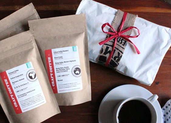 Craft Coffee | subscription artisan coffee-of-the-month tasting boxes delivered monthly