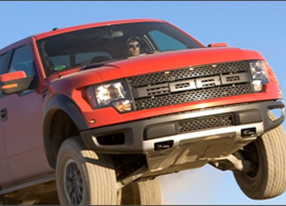 The Ford F-150 Raptor SVT | Ford Raptor
