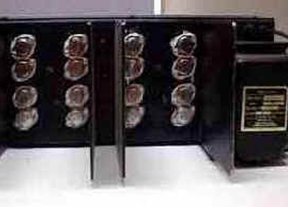 Phase Linear 400 Series Amplifier