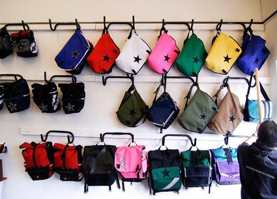 Black Star Bags