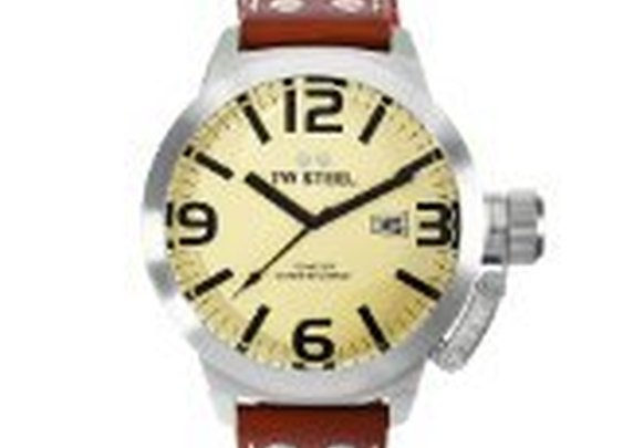 TW Steel 50mm TW21N Canteen Watch