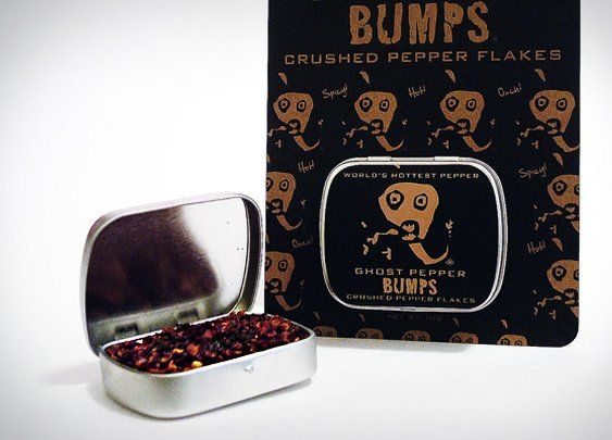GHOST PEPPER BUMPS