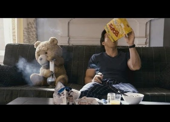 Ted Movie Trailer (Red Band)      - YouTube