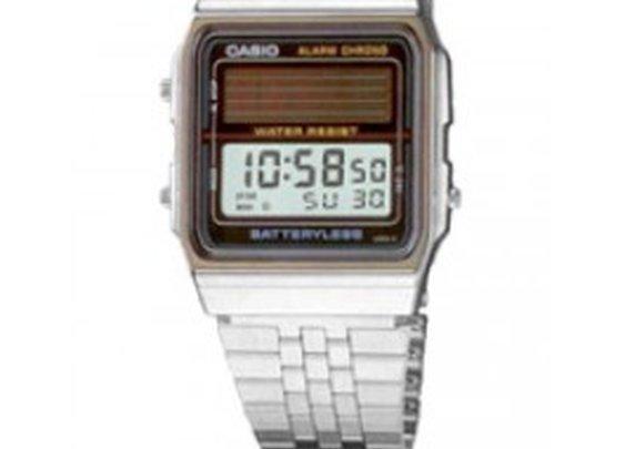 Vintage Casio Solar Powered Watch