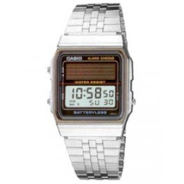 Vintage Casio Solar Powered Watch