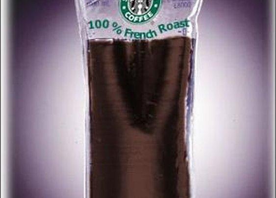Starbuck's Coffee Intravenous Drip