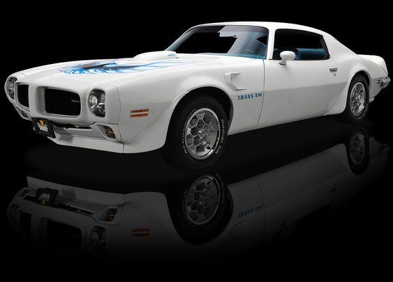 1973 Pontiac Firebird Trans Am 455 4 Speed -- Documented Loaded, West Coast Edition