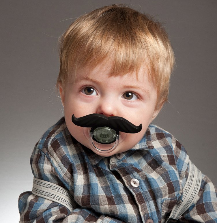 BeerMo Bottle Moustache