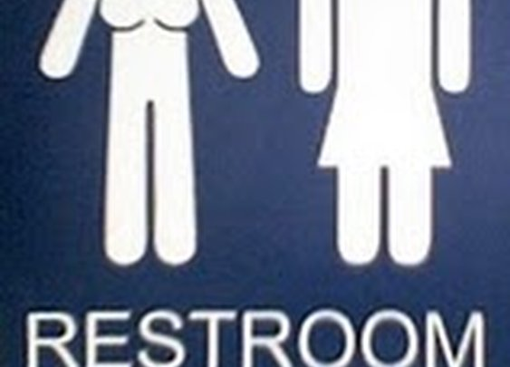 Example of Ambiguous Toilet Sign Syndrome (ATSS)