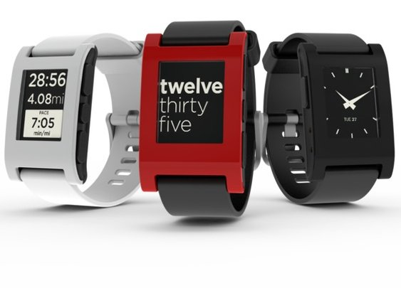 Pebble: E-Paper Watch for iPhone and Android by Pebble Technology