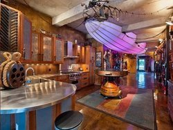 Submarine-Inspired Apartment for Sale