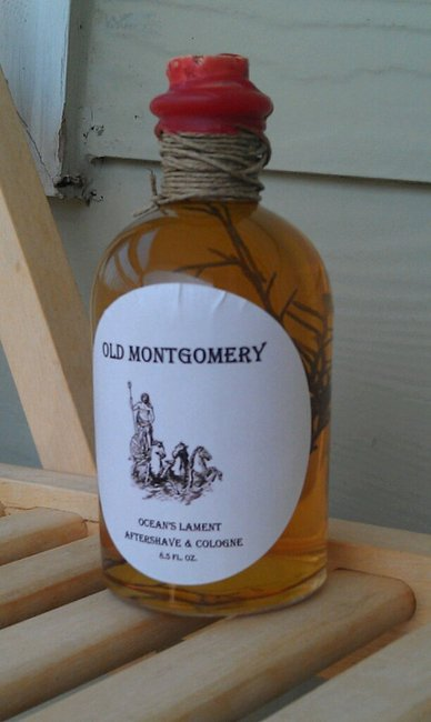 Old Montgomery Ocean's Lament Aftershave & by oldmontgomeryco