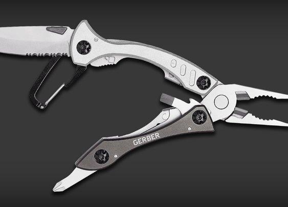 Crucial Multi-Tool - Gray