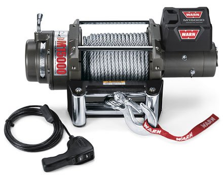 Warn Industries - Jeep, Truck & SUV Winches: M15000