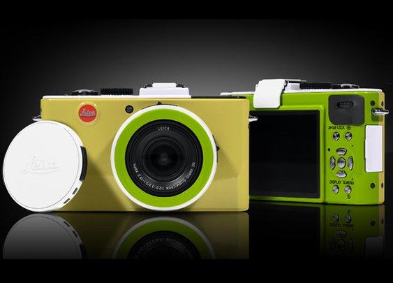 Leica D-LUX 5 Custom
