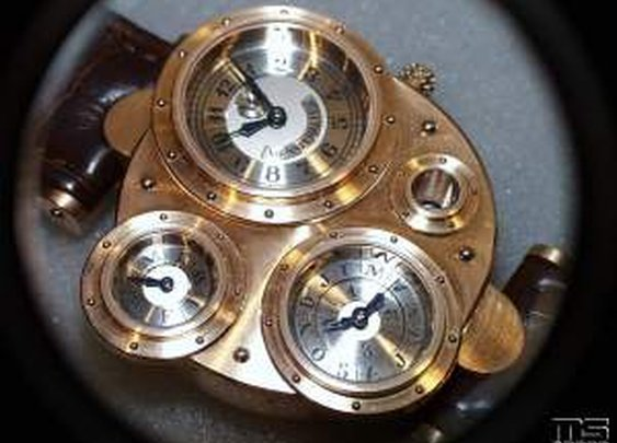 Vianney Halter Perpetual Antiqua Watch