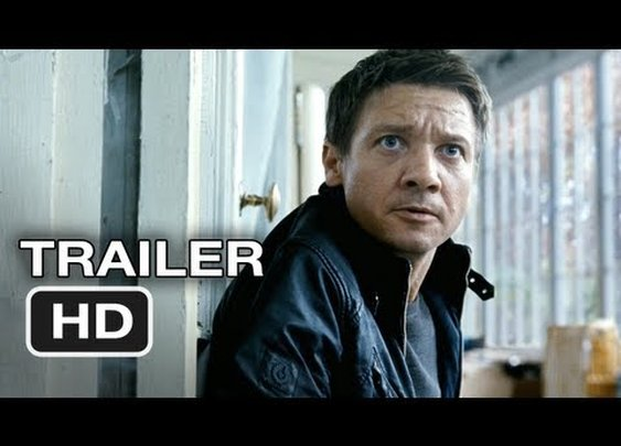 The Bourne Legacy Official Trailer #1 - Jeremy Renner Movie (2012) HD      - YouTube