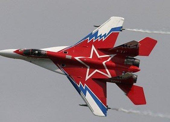 Fly MiG 29