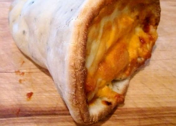 Pizza Cones Recipe - with Aluminum Cans