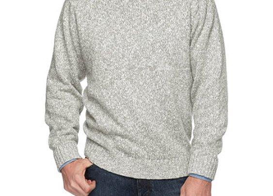 L.L.Bean Crewneck Cotton Ragg Sweater