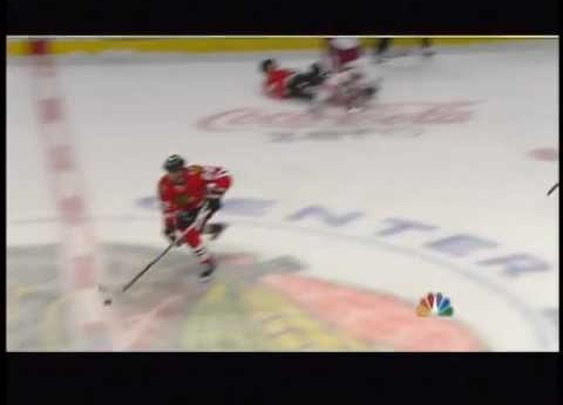 Marian Hossa stretchered off ice after hit from Raffi Torres      - YouTube