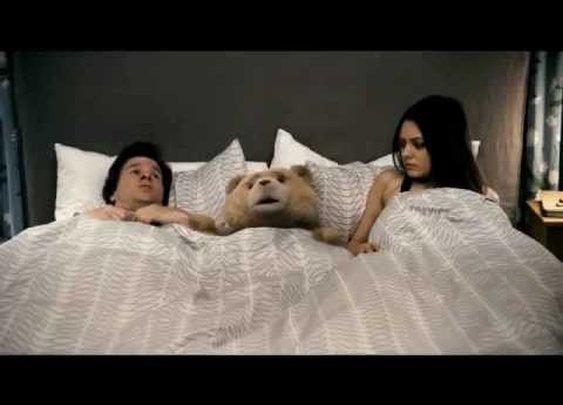 Seth MacFarlane Ted's Thunder song      - YouTube