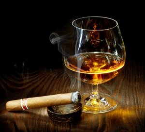 Fine Art of Matching Cigars and Whisky