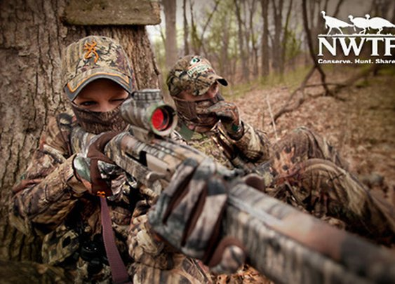 Turkey Hunting Tactics, Turkey Hunting Tips, Turkey Hunting Strategies: NWTF