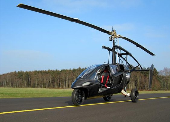 Pal V One - Personal Air and Land Vehicle | Hi Consumption