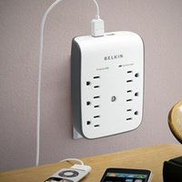 This Portable Surge Protector Is the Only Gadget Charger You'll Need on Your Geek Travel Checklist
