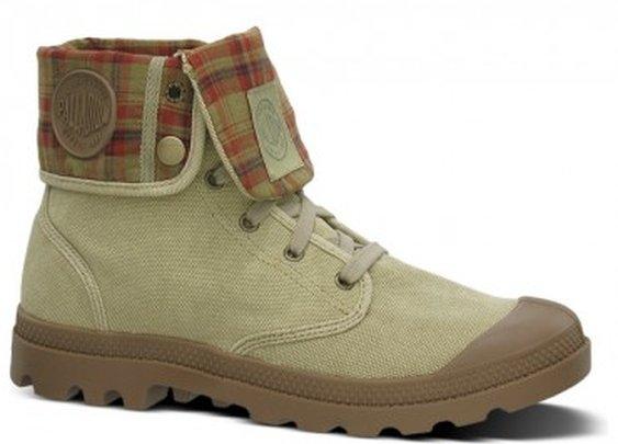 Baggy Canvas - STONE DK KHAKI - Footwear - Men