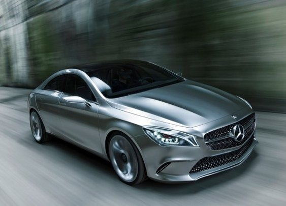 Mercedes-Benz Concept Style Coupe   Gear Patrol