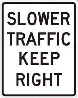 Delaware to crack down on left-lane slowpokes