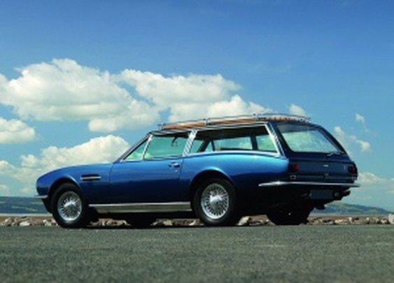 1971 ASTON MARTIN DBS SHOOTING BRAKE | MonkeyBait