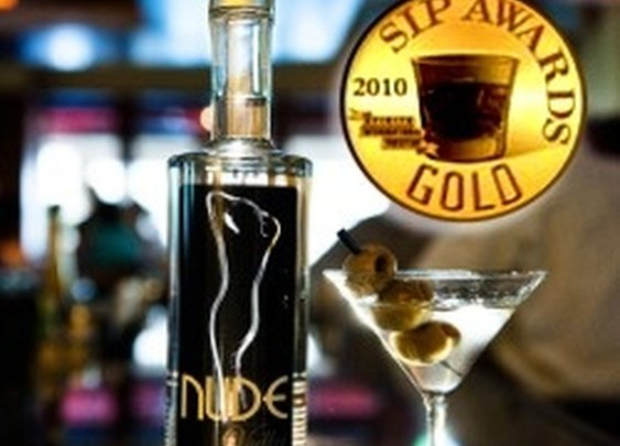 NUDE Vodka Wins GOLD at the 2010 International SIP Awards « CHC Network