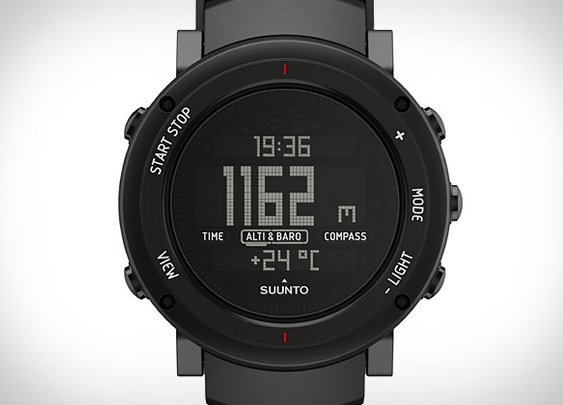 Suunto Core Alu Watch | Uncrate
