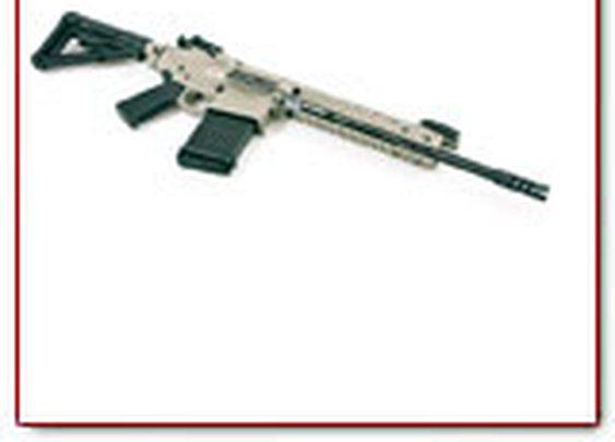 PWS MK214 Rifle, 7.62x51, FDE