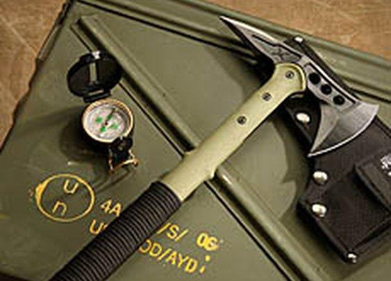 M48 Ranger Hawk Axe | Cool Material