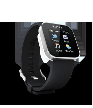 SmartWatch | Android Watch  - Sony Smartphones (Global UK English)