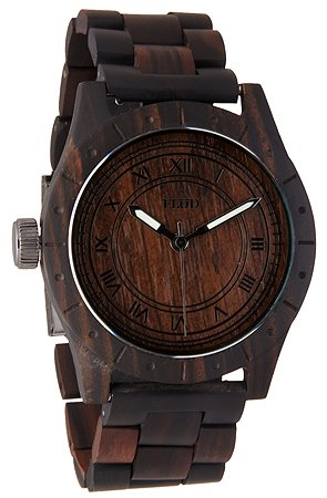 The Big Ben Watch in Oak : Flud Watches : Karmaloop.com - Global Concrete Culture