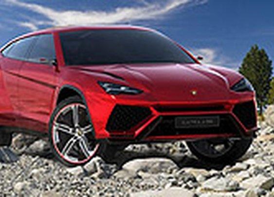 Lamborghini to unveil SUV - 'The Lamborghini of SUVs'