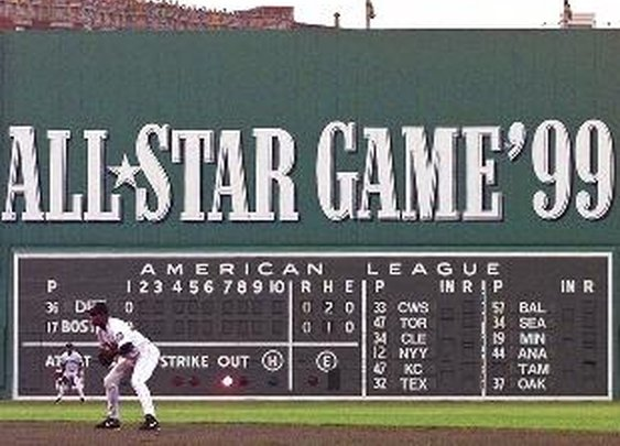 Fenway Park's greatest moments, from a Monster's perspectives